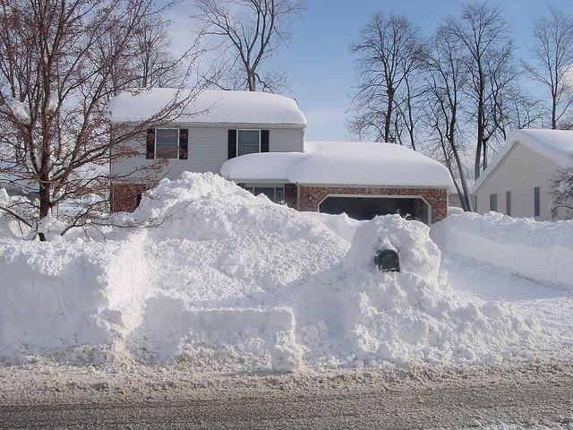 Buffalo, NY Dec 2001. Courtesy of Mikail A.M. Flickr